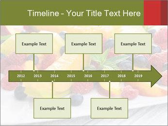 Fruit Salad PowerPoint Template - Slide 28