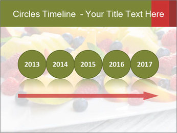 Fruit Salad PowerPoint Template - Slide 29
