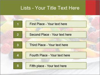 Fruit Salad PowerPoint Template - Slide 3