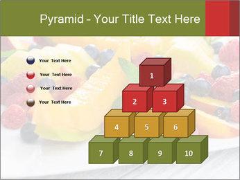 Fruit Salad PowerPoint Templates - Slide 31