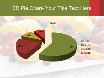 Fruit Salad PowerPoint Template - Slide 35