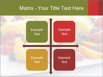 Fruit Salad PowerPoint Template - Slide 37