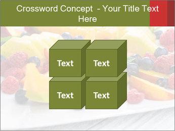 Fruit Salad PowerPoint Templates - Slide 39