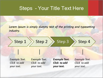 Fruit Salad PowerPoint Templates - Slide 4