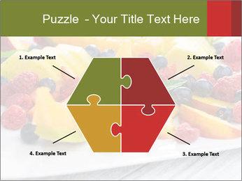 Fruit Salad PowerPoint Template - Slide 40