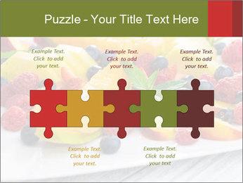 Fruit Salad PowerPoint Templates - Slide 41
