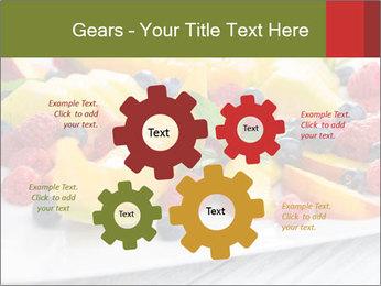 Fruit Salad PowerPoint Template - Slide 47
