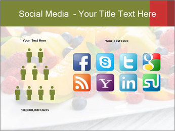 Fruit Salad PowerPoint Template - Slide 5