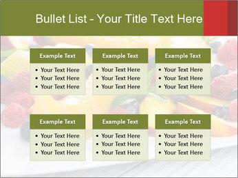 Fruit Salad PowerPoint Templates - Slide 56