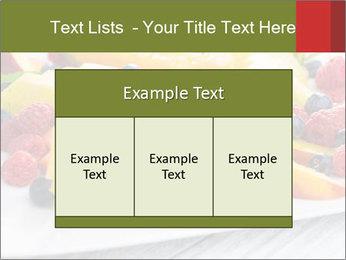 Fruit Salad PowerPoint Templates - Slide 59