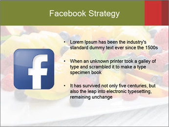 Fruit Salad PowerPoint Template - Slide 6