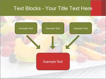 Fruit Salad PowerPoint Templates - Slide 70