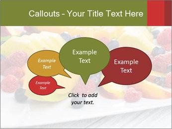 Fruit Salad PowerPoint Template - Slide 73