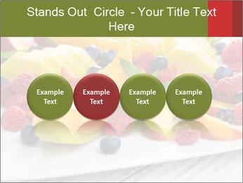 Fruit Salad PowerPoint Template - Slide 76
