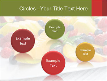 Fruit Salad PowerPoint Templates - Slide 77