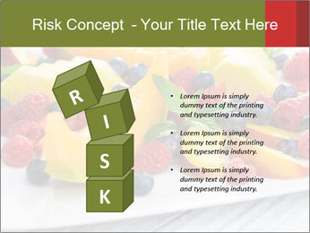 Fruit Salad PowerPoint Template - Slide 81