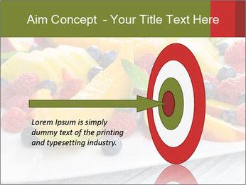 Fruit Salad PowerPoint Templates - Slide 83