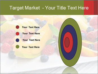 Fruit Salad PowerPoint Template - Slide 84