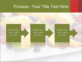 Fruit Salad PowerPoint Template - Slide 88