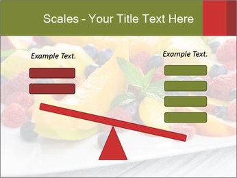 Fruit Salad PowerPoint Templates - Slide 89