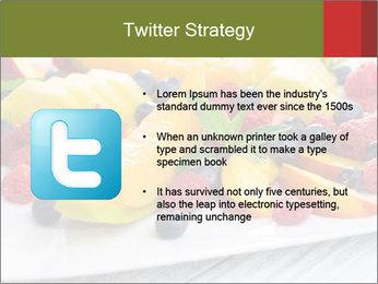 Fruit Salad PowerPoint Template - Slide 9