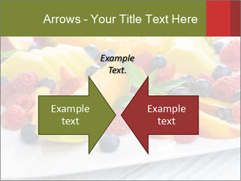 Fruit Salad PowerPoint Templates - Slide 90