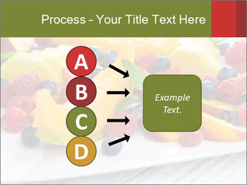Fruit Salad PowerPoint Template - Slide 94