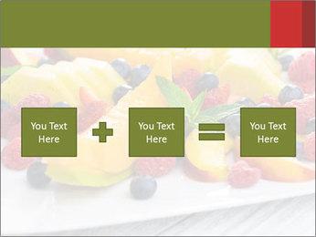Fruit Salad PowerPoint Templates - Slide 95