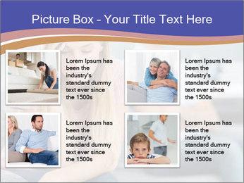 Couple Argue PowerPoint Templates - Slide 14
