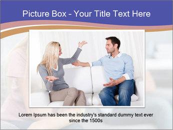 Couple Argue PowerPoint Templates - Slide 16