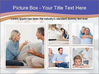 Couple Argue PowerPoint Templates - Slide 19