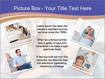 Couple Argue PowerPoint Templates - Slide 24