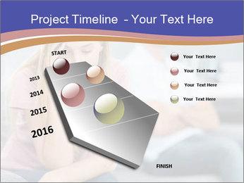 Couple Argue PowerPoint Templates - Slide 26