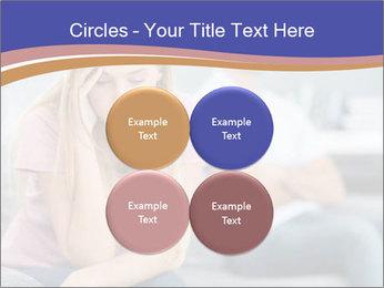 Couple Argue PowerPoint Templates - Slide 38