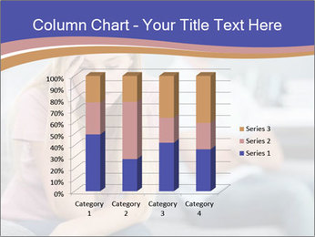 Couple Argue PowerPoint Templates - Slide 50