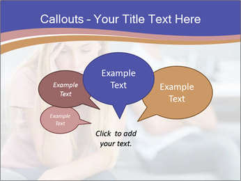 Couple Argue PowerPoint Templates - Slide 73