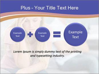Couple Argue PowerPoint Templates - Slide 75