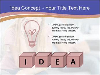 Couple Argue PowerPoint Templates - Slide 80