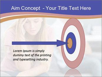 Couple Argue PowerPoint Templates - Slide 83
