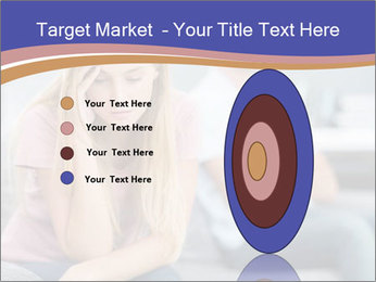 Couple Argue PowerPoint Templates - Slide 84