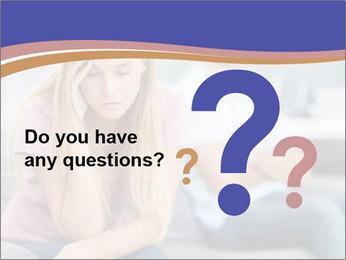 Couple Argue PowerPoint Templates - Slide 96