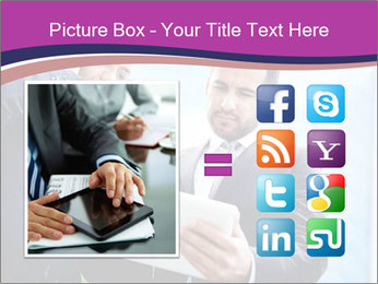 Business Consulting PowerPoint Template - Slide 21