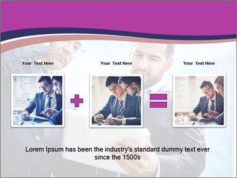 Business Consulting PowerPoint Templates - Slide 22