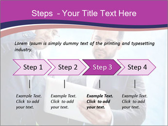 Business Consulting PowerPoint Template - Slide 4
