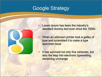 Autumn Princes PowerPoint Template - Slide 10