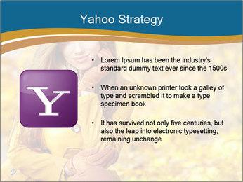 Autumn Princes PowerPoint Template - Slide 11