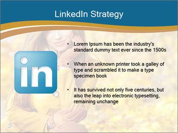 Autumn Princes PowerPoint Template - Slide 12