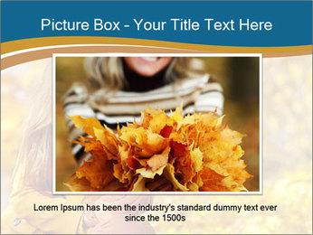 Autumn Princes PowerPoint Template - Slide 16
