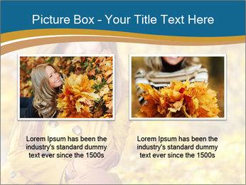 Autumn Princes PowerPoint Template - Slide 18