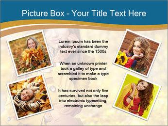 Autumn Princes PowerPoint Template - Slide 24